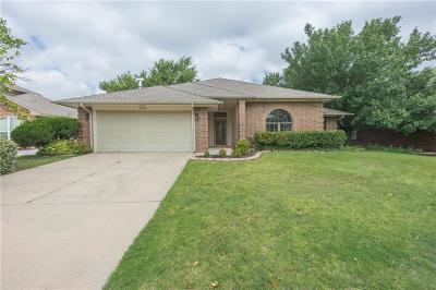 Oklahoma City OK Single Family Home For Sale: $185,000