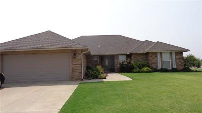 Altus OK Single Family Home For Sale: $219,900