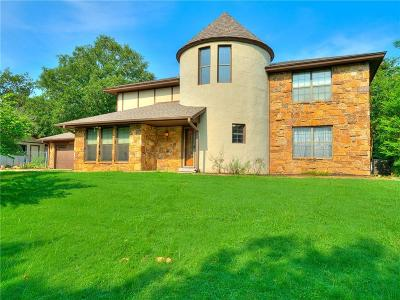 Choctaw Single Family Home For Sale: 17530 Tall Oak Road