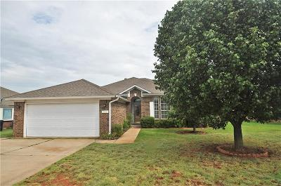 Edmond Single Family Home For Sale: 2809 NW 162nd Street