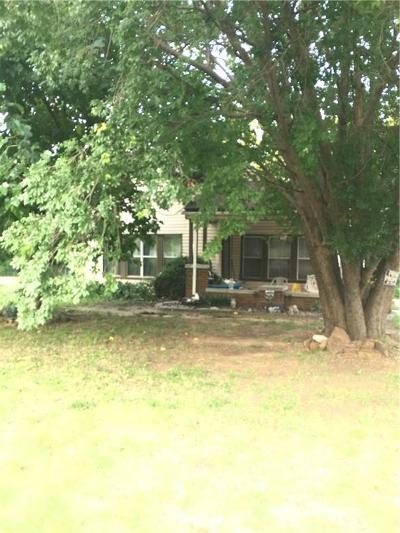 Oklahoma City OK Single Family Home For Sale: $99,500