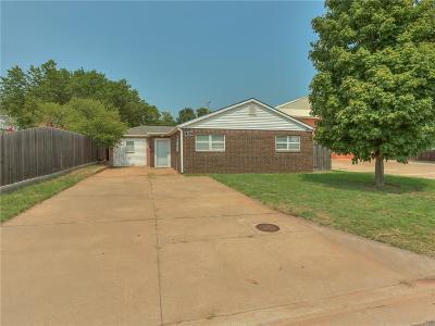 Weatherford Single Family Home For Sale: 209 E Arapaho Avenue