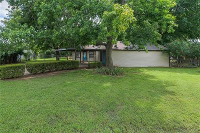 Del City Single Family Home For Sale: 4104 E Fairview Drive