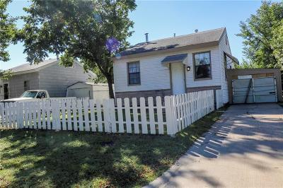 Oklahoma City Single Family Home For Sale: 3512 SW 37th Street