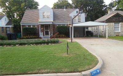 Oklahoma City Single Family Home For Sale: 2541 Cashion