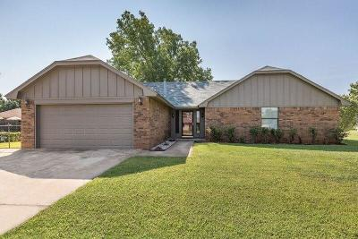 Oklahoma City Single Family Home For Sale: 6312 Gaelic Glen