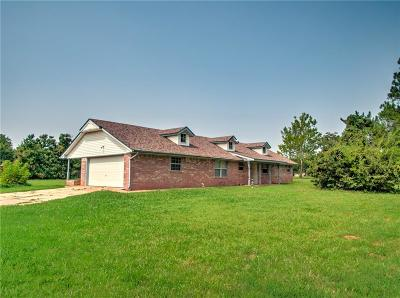Newcastle Single Family Home For Sale: 2001 S Country Club Road