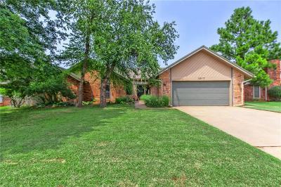 Edmond Single Family Home For Sale: 2517 Julies Trail