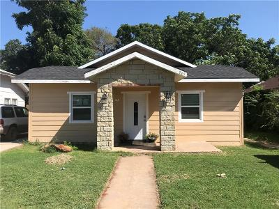 Elk City Single Family Home For Sale: 925 W 2nd