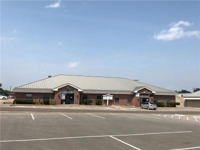 Weatherford Commercial For Sale: 513 E Franklin