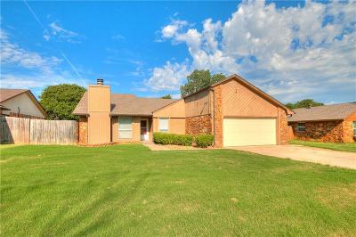 Choctaw Single Family Home For Sale: 875 Buckwood Dr