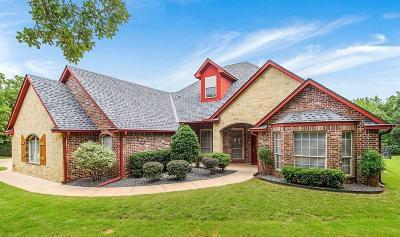 Newalla Single Family Home For Sale: 5724 Redear Drive