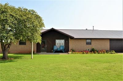 Cordell Single Family Home For Sale: 1424 Mallard