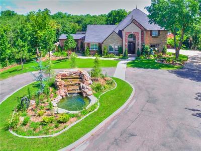 Oklahoma City OK Single Family Home For Sale: $999,900