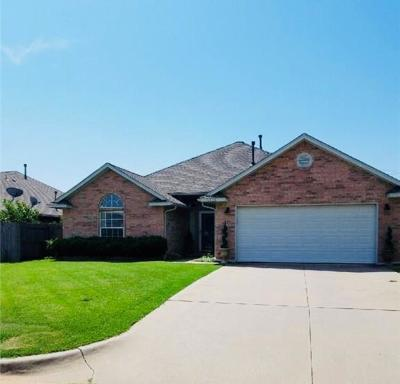 Del City Single Family Home For Sale: 4736 SE 43rd Street