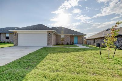 Yukon Single Family Home For Sale: 4524 Oasis Court