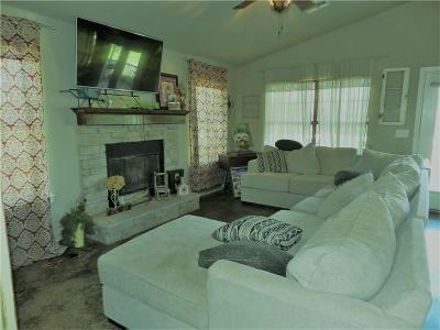Chickasha Single Family Home For Sale: 871 County Road 1315