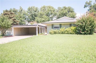 Oklahoma City Single Family Home For Sale: 4401 NW 52nd