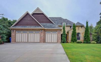 Choctaw Single Family Home For Sale: 14442 Lanes Crossing