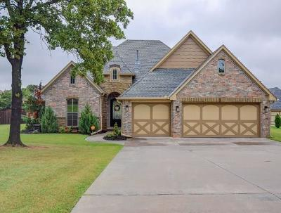 Choctaw Single Family Home For Sale: 14451 Lanes Crossing