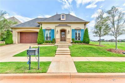 Edmond Single Family Home For Sale: 16812 Little Leaf Lane