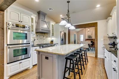 Nichols Hills Rental For Rent: 1709 Dorchester Drive