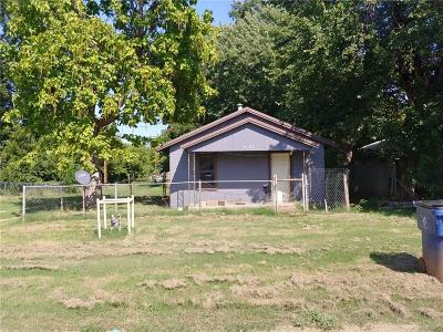Chickasha Single Family Home For Sale: 621 S 9th St
