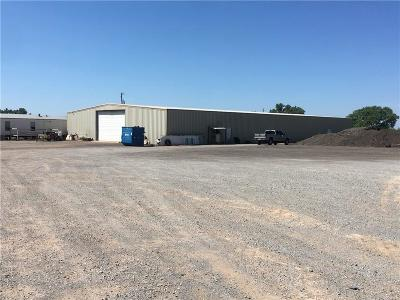 Elk City Commercial For Sale: 00000 W Hwy 6