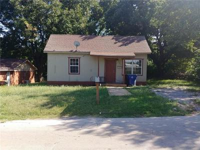 Chickasha Single Family Home For Sale: 222 E Virginia Ave