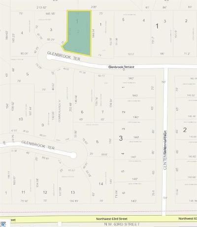 Nichols Hills Residential Lots & Land For Sale: 1509 Glenbrook Terrace