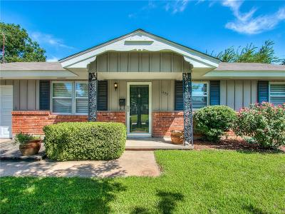 Norman Single Family Home For Sale: 1329 Kansas Street