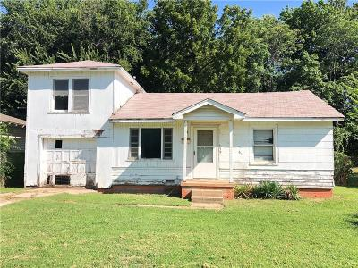 Oklahoma City Single Family Home For Sale: 2525 NE 13th Street