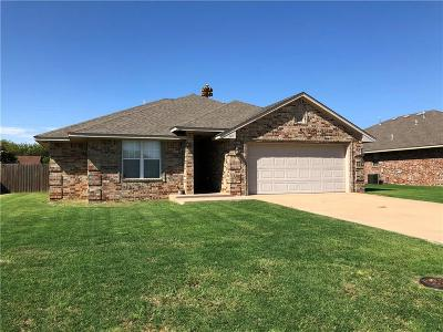 Altus Single Family Home For Sale: 321 Libra
