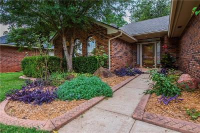 Edmond Single Family Home For Sale: 2316 Santa Fe Terrace