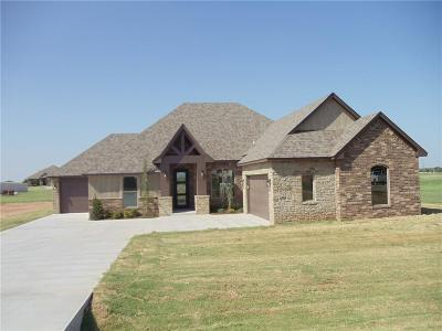 Tuttle Single Family Home For Sale: 1215 Daniel Way
