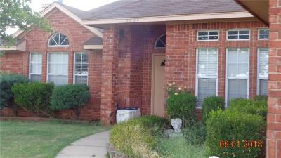 Altus Single Family Home For Sale: 15693 Us Highway 283