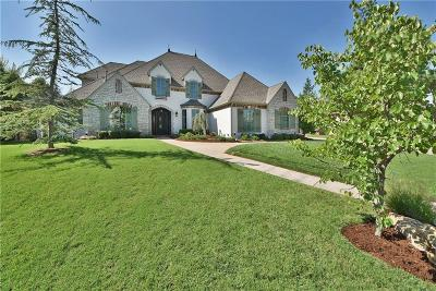 Edmond Single Family Home For Sale: 332 Heritage Boulevard