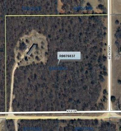 Norman Residential Lots & Land For Sale: 9801 Kyle Drive