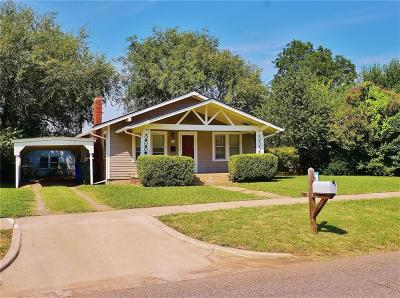 Norman Single Family Home For Sale: 513 E Frank Street
