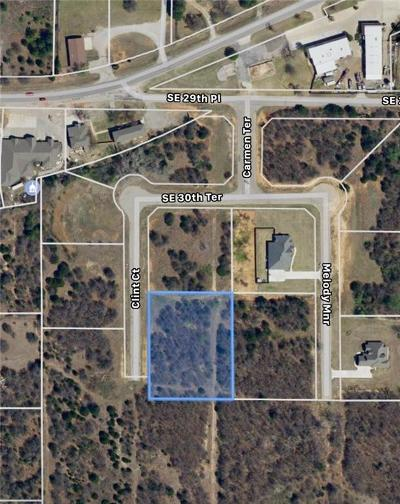 Oklahoma City Residential Lots & Land For Sale: 3120 Clint Court