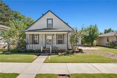 Edmond Single Family Home For Sale: 608 W Main St