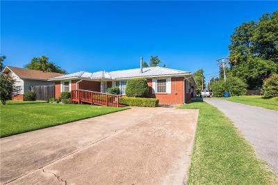 Lindsay Single Family Home For Sale: 408 SW 4th