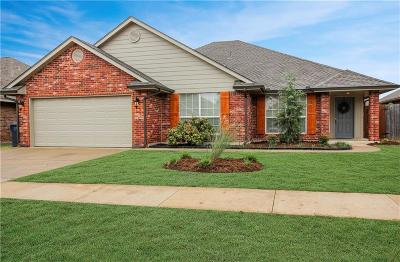 Edmond Single Family Home For Sale: 1925 NW 174th Street