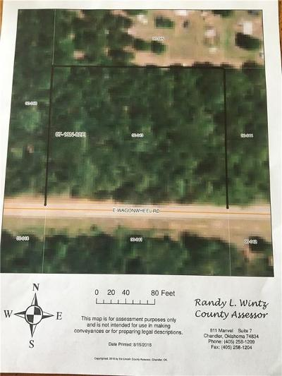 Lincoln County Residential Lots & Land For Sale: 43 Wagonwheel Road