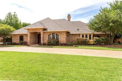 Oklahoma City Single Family Home For Sale: 11233 Greenbriar Chase
