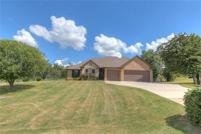 Oklahoma City Single Family Home For Sale: 7900 Dripping Springs Lane