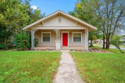 Single Family Home For Sale: 500 S Hadden Avenue