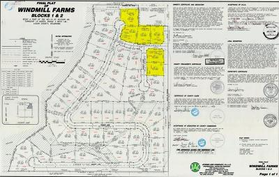 Oklahoma City Residential Lots & Land For Sale: 12280 Memory Lane
