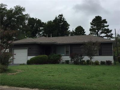 Warr Acres Single Family Home For Sale: 4509 NW 43rd Street