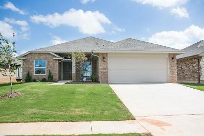Midwest City Single Family Home For Sale: 2517 Snapper Lane